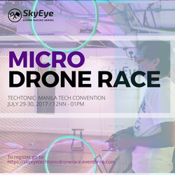 skyeye micro drone race