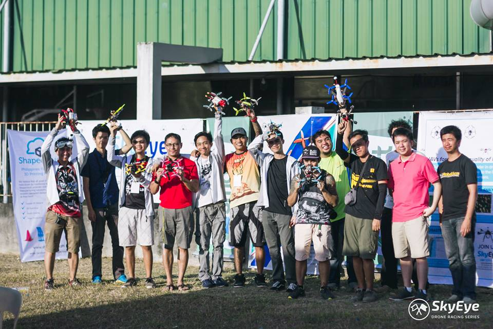 SkyEye Drone Racing Competition