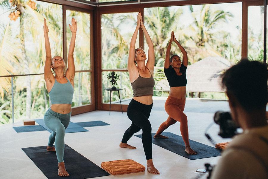 Akasha Yoga Academy Online-Dean Raphael-