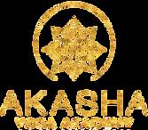Akasha-Yoga-Academy-Logo-2020-Gold-500W-