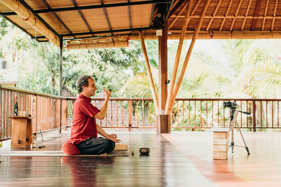 Akasha Yoga Academy Online 2020-Dean Rap