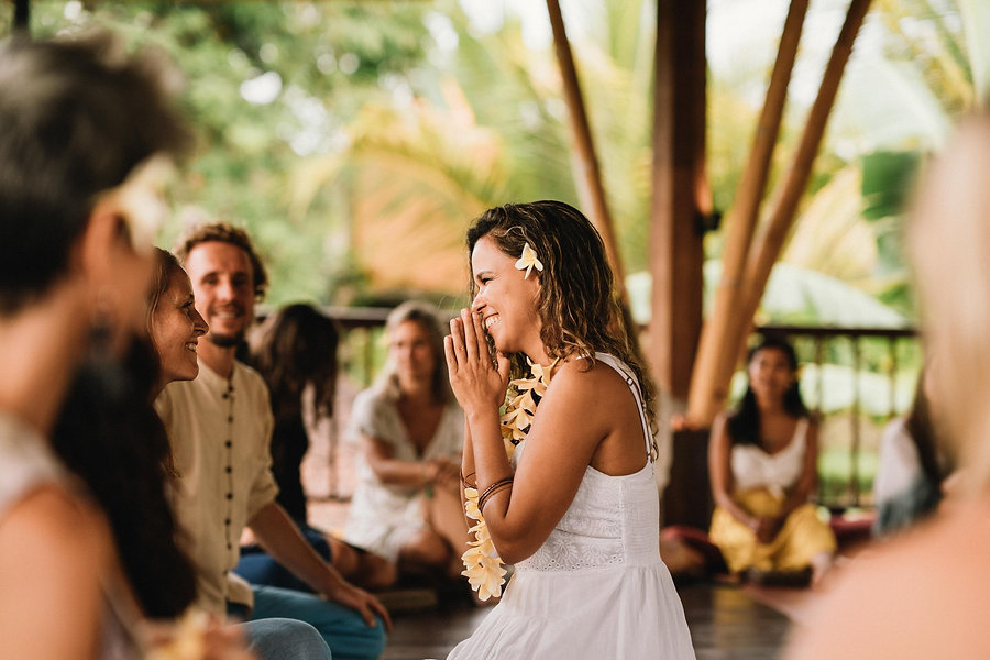 Akasha Yoga Academy 200 Hour Teacher Training Bali