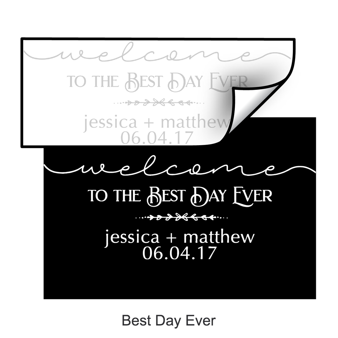 Best Day Ever Template
