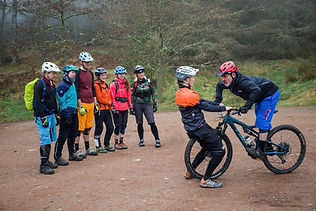 Beginner Mountain Bike Skills Course