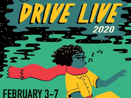 PBS Drive Live 2020