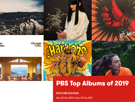 Inside the Still Life on PBS' Top Albums of 2019!