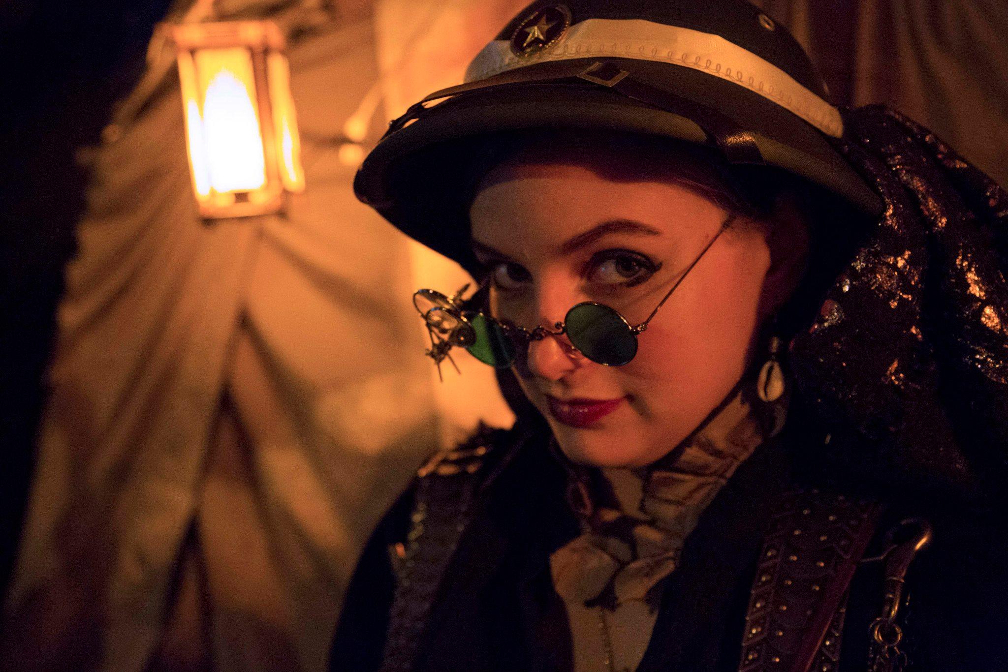 Clara the Adventurer