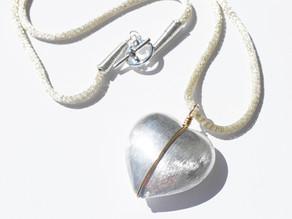 Mixed metal jewellery