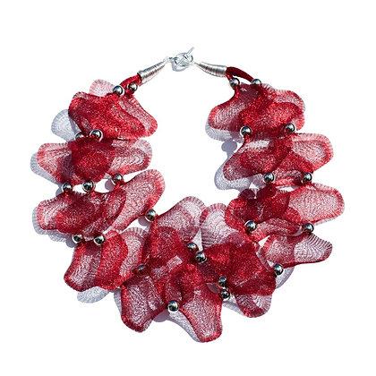Red Carolynn Necklace