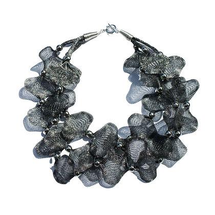 Black Carolynn Necklace