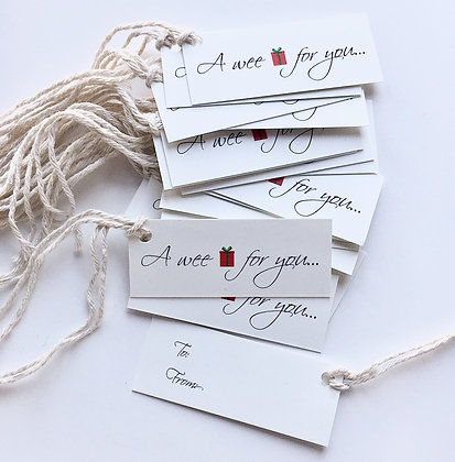 Gift Tags (pack of 10)