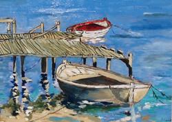 Summer Boats in Acrylic NT.jpg