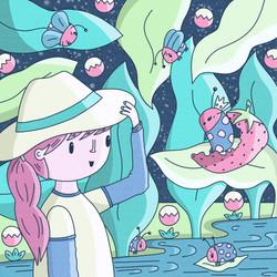 09 - Daily illustration - explorer