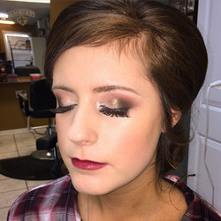 makeup makeup by @kaliemontz  @little