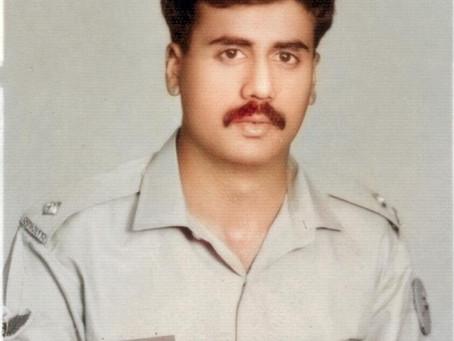 Story of a brave Pakistani solider - Ajmal Victor Samuel - 73PMA L/C - courtesy: Nayyar Sajjad