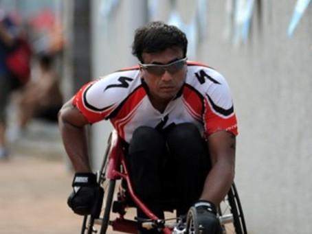 Amazing Human of HK: Ajmal Samuel, An Entrepreneur, Endurance Athlete & Disability Rights Activist