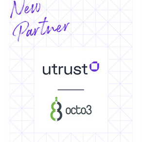 Partnership with  Utrust on OCTO3 payment rails