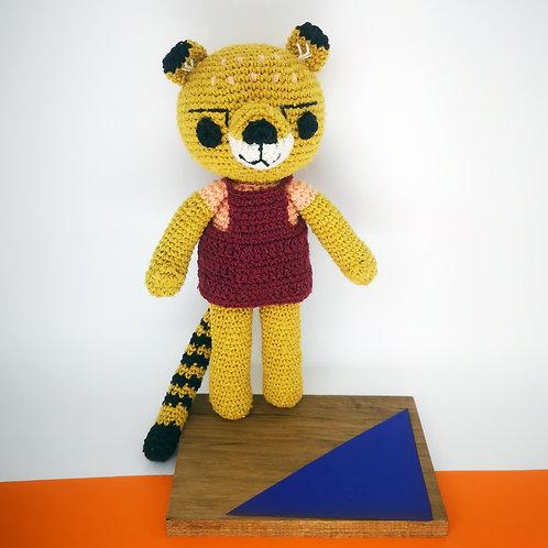 Orangotango Tigresa Mel