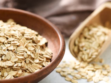 It's Time To Add OATS To Your Diet!