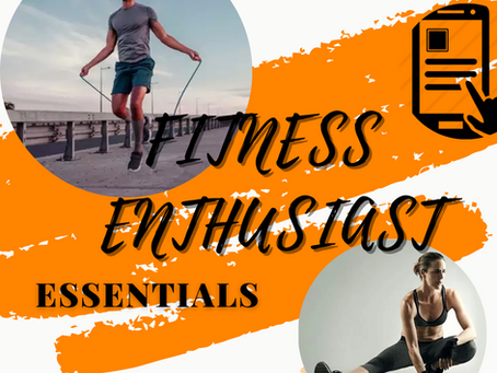What Does Every FITNESS ENTHUSIAST NEED in their life?