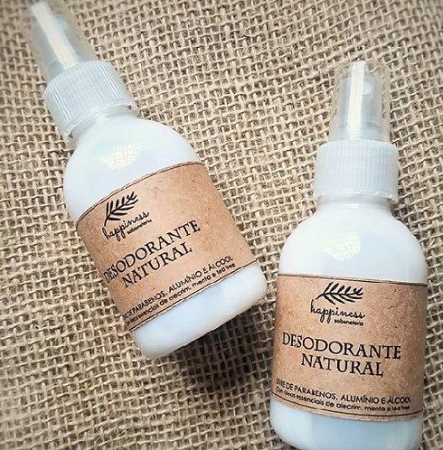 Desodorante Happiness Natural Spray