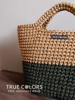 Bolsa tricot