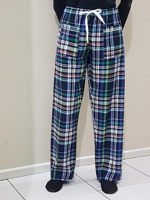 Pijama Feminino Bendi em Tricoline