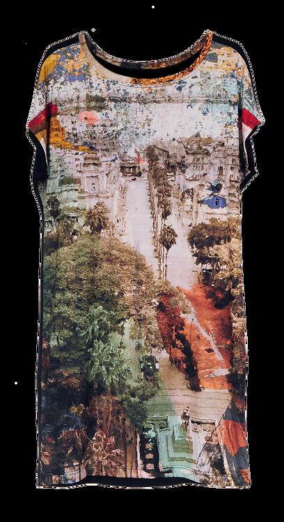 Vestido Praça da Alfandega Cylene Dallegrave