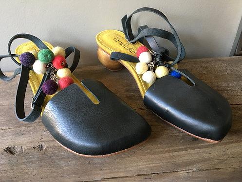 Sandália Caminhos Cruzados Dona Rufina