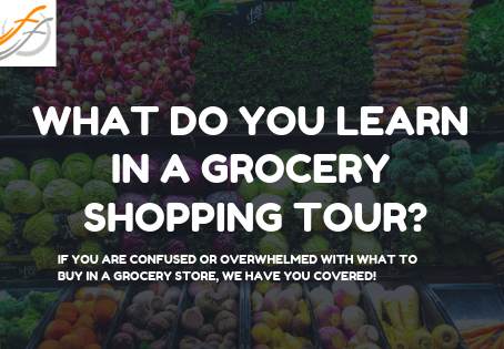 What can we learn from Grocery Shopping Tours?