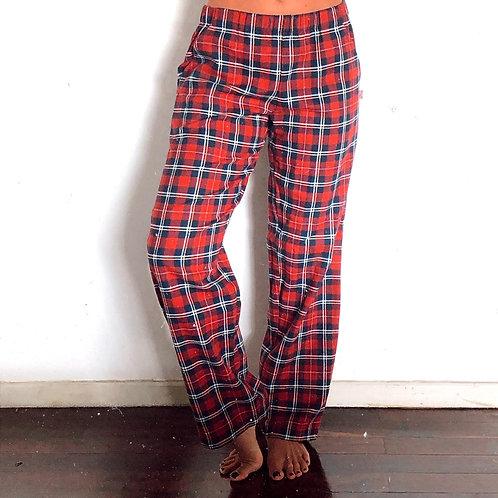 Pijama Feminino Bendi em Flanela