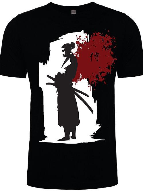 Dark Samurai at Rest