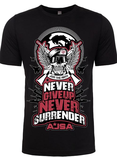 AJSA Never Surrender
