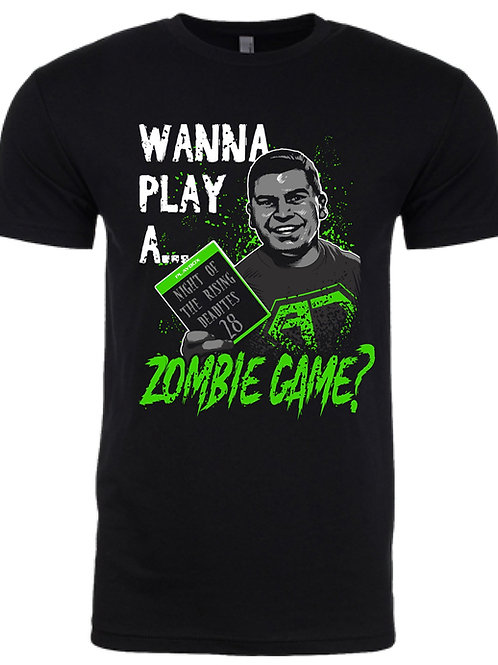 AJSA - Wanna Play A Zombie Game?