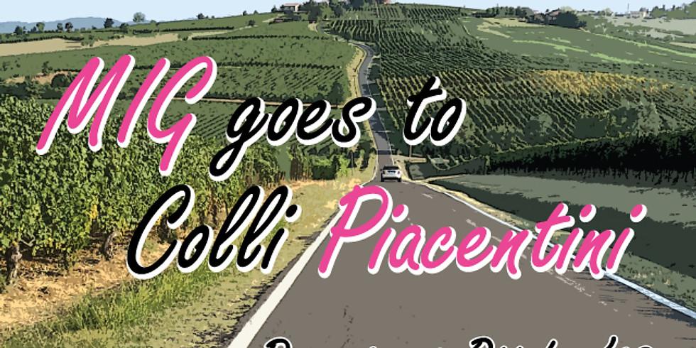 6 OTTOBRE: MIG goes to COLLI PIACENTINI