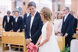 Marié en costume 2 pièces