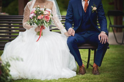 Costume sur mesure de mariage