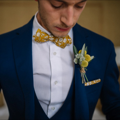Costume marié Belgique