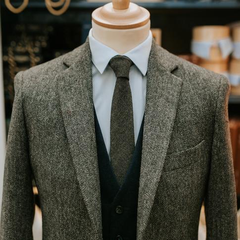 costume sur mesure blandin delloye