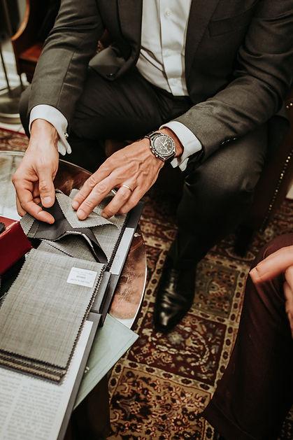 Espérience client sur mesure chez blandin & delloye