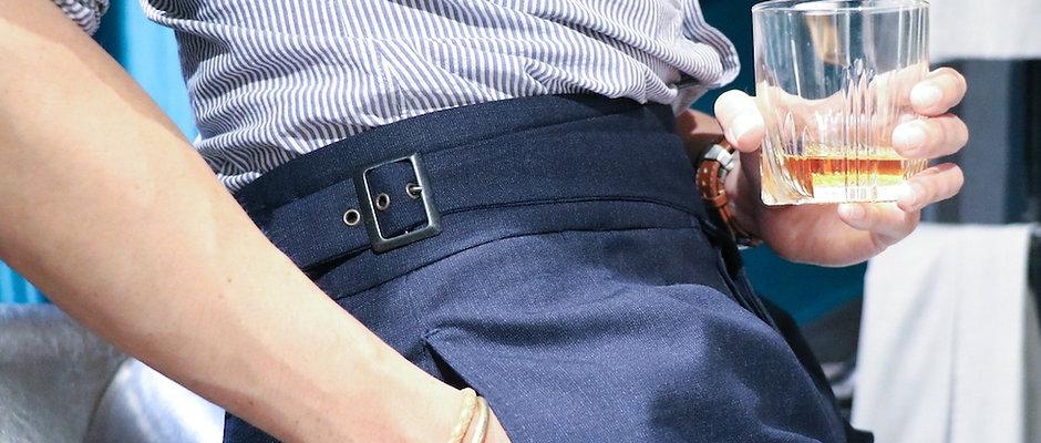 Pantalon Gurkha JamaisVulgaire