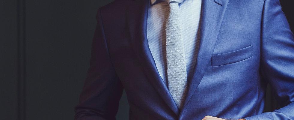 Veste tissu bleu lumineux