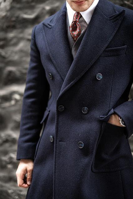 Manteaux sur mesure