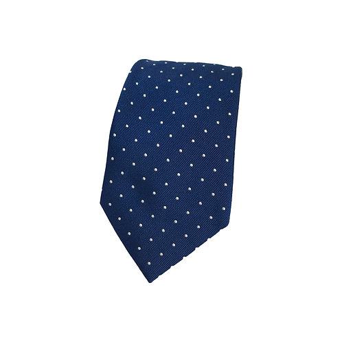 Cravate bleu à poids - Pré-collection