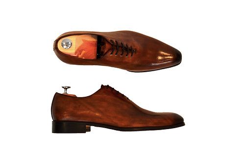 Oxford One Cut Light Brown