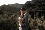 Mariage Nature - Costume gris clair - Li
