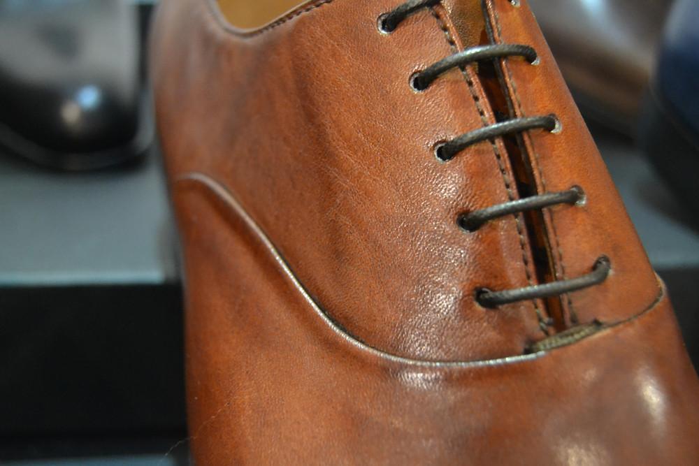 Chaussure type richelieu