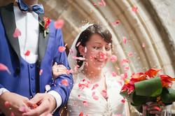 Smoking de mariage bleu