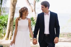 Costume de mariage classique