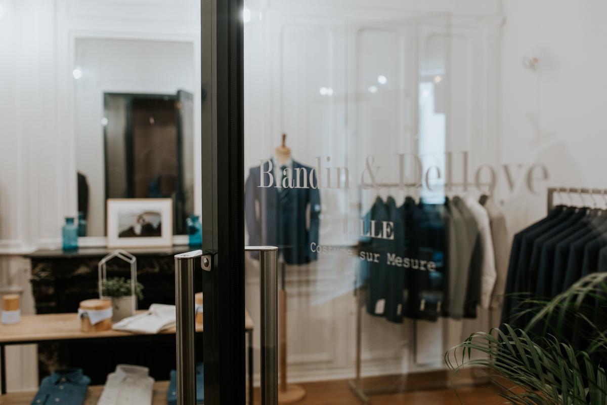 Blandin delloye Lille boutique